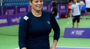 Kim Clijsters Keluar Dari Dubai Dengan Kepercayaan Diri Dan Motivasi Ekstra