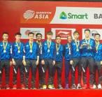 Malaysia Pede Mampu Lolos ke Final Piala Thomas 2020