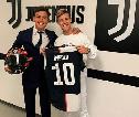 Fabio Quartararo Kunjungi Paolo Dybala di Markas Juventus