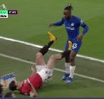 Maguire Beruntung Hindari Kartu Merah dalam Laga vs Chelsea