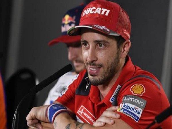 Dovizioso Tak Khawatir Meskipun Harus Tersingkir dari Ducati