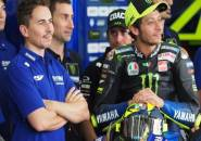 Cadalora Masih Tak Percaya Rossi dan Lorenzo Bisa Berdamai