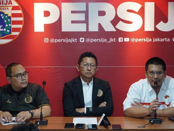 Hadapi Klub Singapura, Manajemen Persija Janjikan Suguhan Menarik Pada Launching Tim