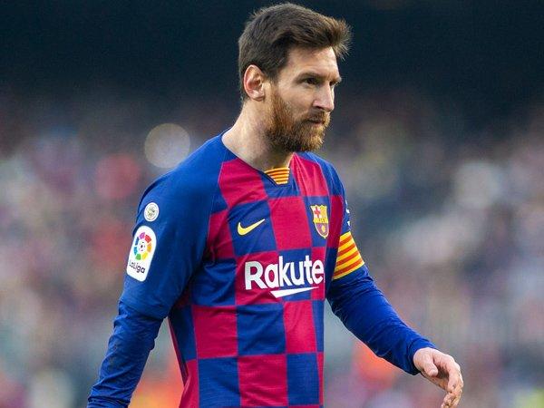 Lionel Messi Tanggapi Sanksi yang Diterima Manchester City