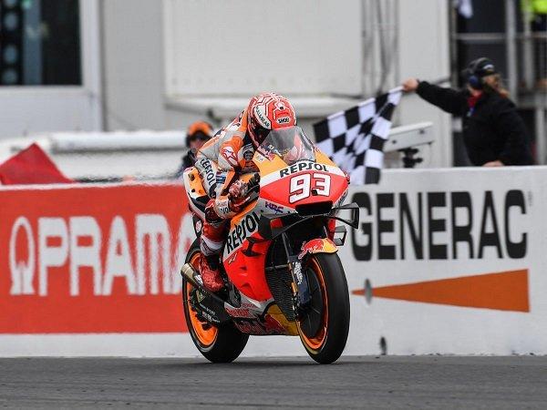 Dibandingkan Stoner, Marquez Dianggap Lebih Handal Jinakkan Motor Honda