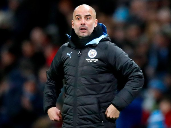 Fokus Hadapi Leicester, Guardiola Tak Mau Pikirkan Real Madrid Dulu