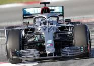 Hasil Gabungan Tes Pramusim F1 2020 Barcelona: Duo Mercedes Tercepat, Ferrari Tergelincir
