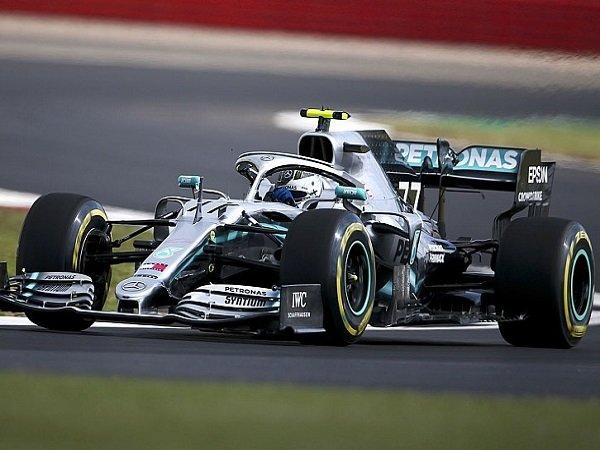 Hasil Tes Pramusim F1 2020 Hari Ketiga: Bottas Catatkan Waktu Tercepat
