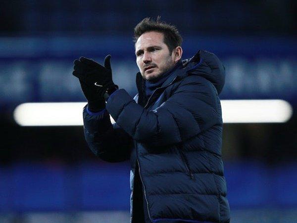 Lampard: Tidak Ada Ketegangan Antara Saya dengan Chelsea