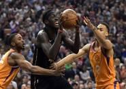 Pascal Siakam Bantu Raptors Tumbangkan Suns