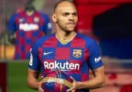 Pelatih Leganes Berang Dengan Transfer Braithwaite ke Barcelona