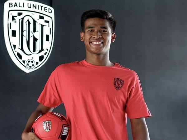 Pemain Terbaik EPA 2019 Resmi Naik Kelas ke Tim Senior Bali United