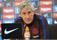 Setien Klaim Barcelona Tak Terganggu dengan Kontroversi di Luar Lapangan