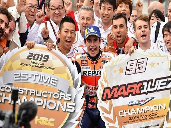 Bos Honda Bantah Timnya Hanya Jadi Budak Marc Marquez