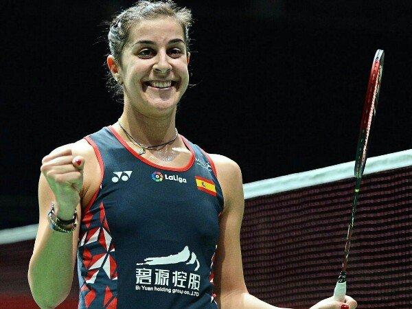 Carolina Marin Tembus Final Spanyol Masters 2020