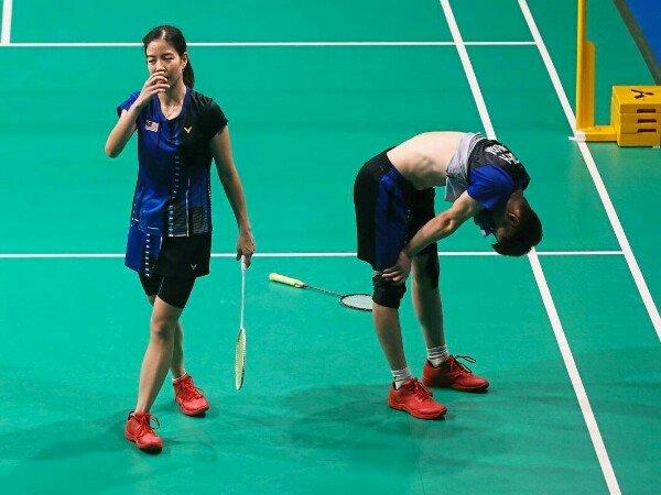 Pasangan Ganda Campuran Ini Buang Kesempatan Untuk Raih Poin Kualifikasi Olimpiade