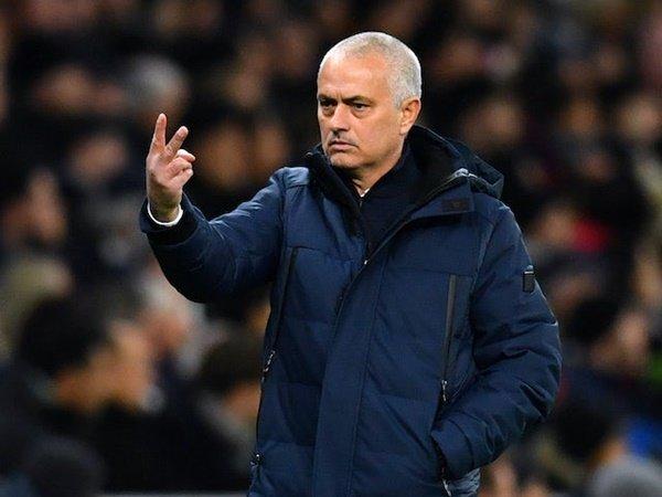 Ini Kata Mourinho Usai Tottenham Kalah 2-1 dari Chelsea