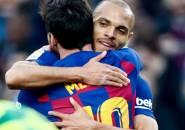 Jalani Laga Debut Untuk Barcelona, Braithwaite Mengaku Bahagia