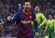 Lionel Messi Cetak Quattrick, Barcelona Hancurkan Eibar 5-0