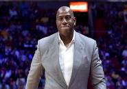 Magic Johnson Sebut Lakers Masih Butuh Bantuan Pemain Bintang Ketiga
