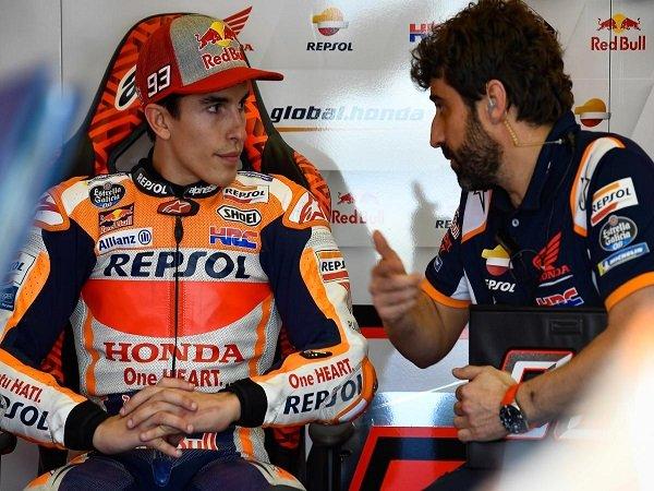 Marquez Ungkapkan Alasan Utamanya Terima Perpanjangan Kontrak Dari Honda