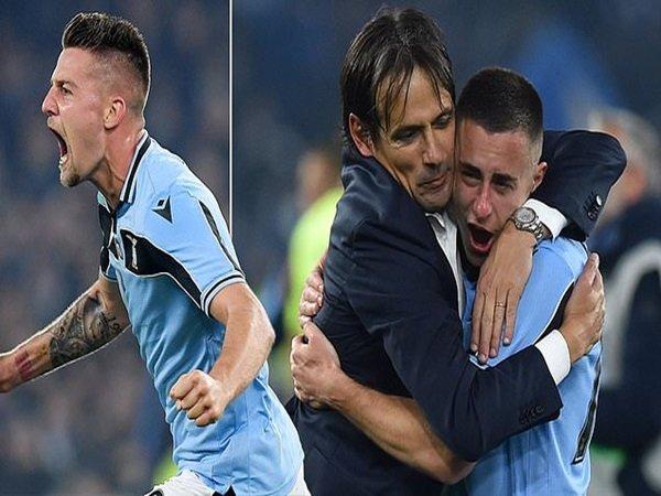 PSG Incar Trio Lazio?