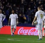 Real Madrid Ditaklukan Levante, Barcelona Kuasai Puncak Klasemen La Liga