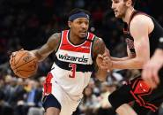 53 Poin Beal Belum Cukup Untuk Menangkan Wizards Atas Bulls