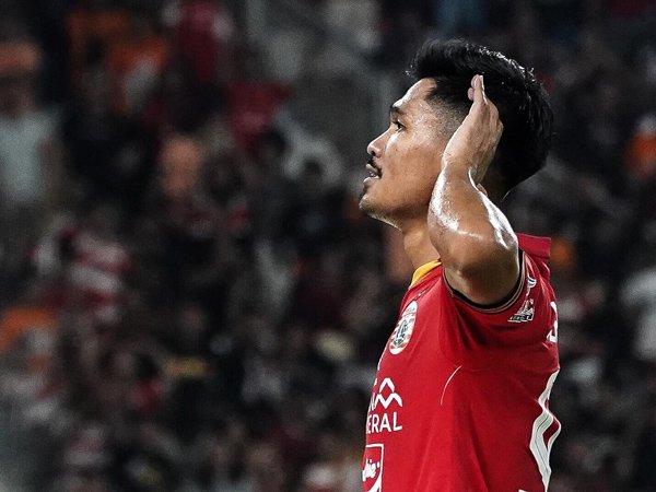 Cetak Gol Pada Launching Tim Persija, Hersus Bantah Rumor Gabung Arema FC