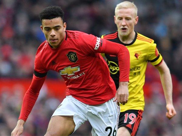 Greenwood Belum Mau Berhenti Cetak Gol Bagi Manchester United