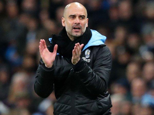 Guardiola Sebut Pemain Manchester City Kurang Pengalaman di Liga Champions