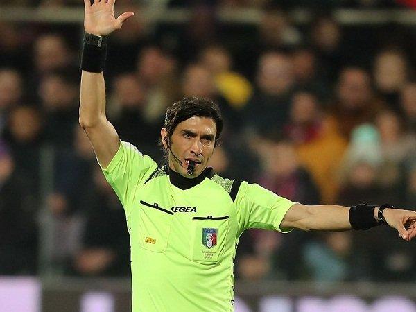 Kontroversi Laga Lawan Fiorentina, Milan Siap Ajukan Protes Resmi Ke Asosiasi Wasit Italia