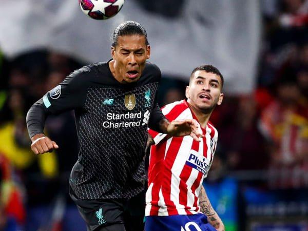 Liverpool Takluk dari Atletico, Ruud Gullit Nilai Van Dijk Tampil Buruk