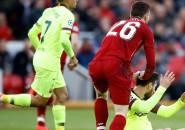 Sempat Dorong Messi, Robertson Mengaku Menyesal