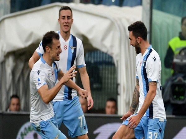 Usai Taklukkan Genoa, Cataldi Minta Lazio Teruskan Mimpi Scudetto