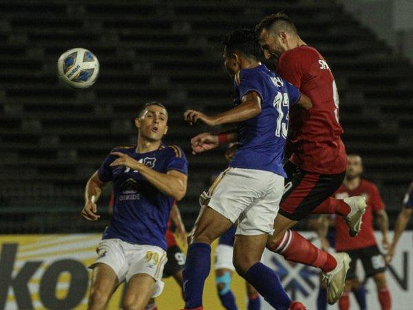 Dua Gol Cepat Svay Rieng Paksa Bali United Pulang Dengan Tangan Hampa Dari Kamboja