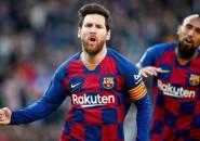 Gerard Pique Klaim Lionel Messi Lebih Baik Daripada Diego Maradona