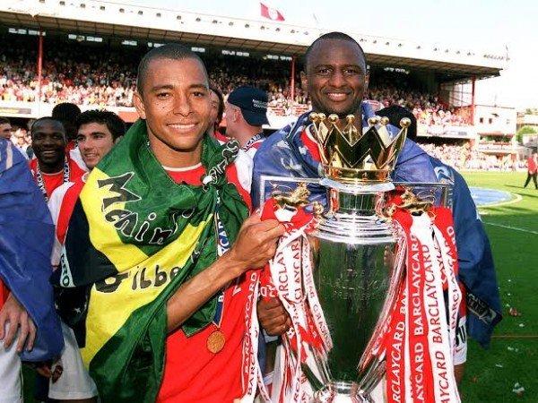 Gilberto Silva Klaim Arsenal Belum Temukan Pengganti Dirinya