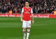 Granit Xhaka Berpikir Dua Kali Jika Diminta Jadi Kapten Arsenal Lagi