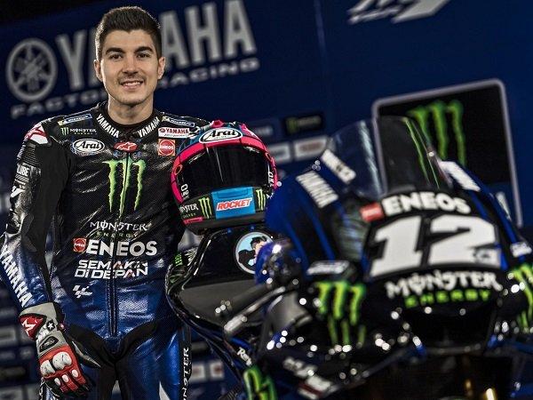 Hasi Tes Pramusim MotoGP Qatar Hari Ketiga: Vinales Melesat, Rossi Justru Tercecer