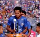 Hendro Siswanto Ditunjuk Sebagai Kapten Tim Arema FC Untuk Musim 2020