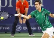 Lakoni Laga Pertama Di Dubai, Novak Djokovic Tak Buang Banyak Waktu