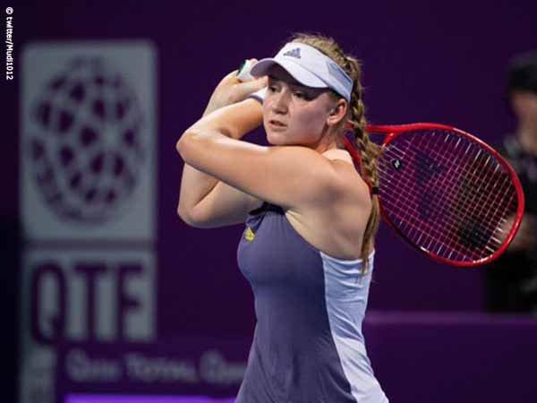 Masih Memanas, Elena Rybakina Lewati Rintangan Pertama Di Doha