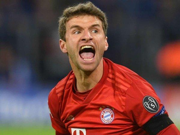 Muller: Bayern Tak Perlu Takut Hadapi Chelsea