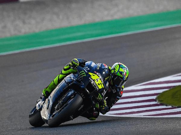 Rossi Berjanji Tampil Lebih Maksimal di GP Qatar