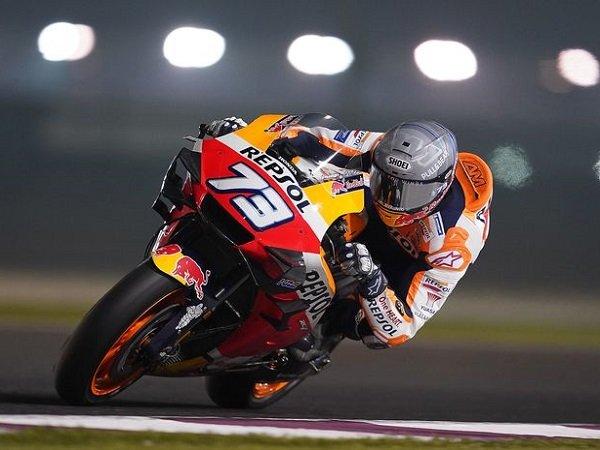 Alex Marquez Kehilangan Feeling dengan Motornya Saat Tes Pramusim Qatar
