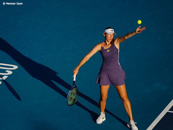 Amankan Tujuh Match Point, Kaja Juvan Pulangkan Venus Williams Dari Acapulco