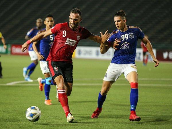 Bali United Ditaklukkan Svay Rieng, Spaso Tetap Optimistis Untuk Lolos ke Babak Knock Out