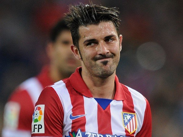 David Villa Ternyata Pernah Nyaris Gabung Arsenal