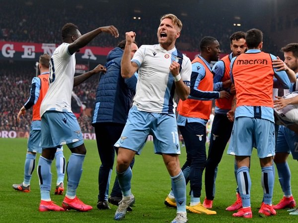 Dibandingkan Inter Milan, Lazio Dianggap Ancaman Lebih Besar Bagi Juventus